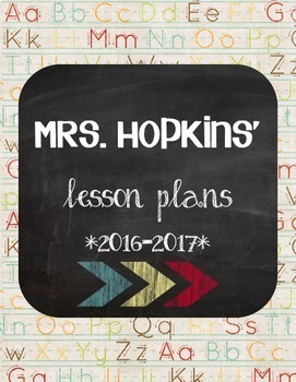 Editable Lesson Plan Binder Covers {Chalkboard Theme} FREEBIE