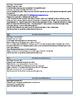 Editable Lesson Plan- Character Traits (RL.4.3)