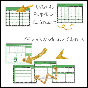 Week At A Glance Lesson Plan Template Gallery Template Design Ideas