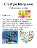 Editable Lifestyle Magazine