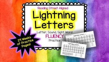Weekly Kindergarten Homework-Reading Street-Editable