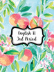Editable Lilly Pulitzer Binder Covers