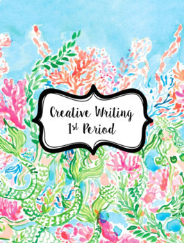graphic relating to Free Printable Binder Covers Lilly Pulitzer named Editable Lilly Pulitzer Binder Addresses