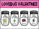 Editable Lovebug Valentines