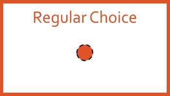 Editable Lunch Choice Clip Chart