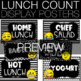 Editable Lunch Choice Posters {Emoji Themed Lunch Count}