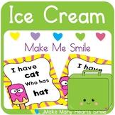 Editable Make Me Smile Kit: Ice Cream