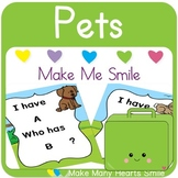 Editable Make Me Smile Kit: Pets