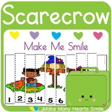 Editable Make Me Smile Kit: Scarecrows
