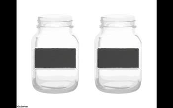 Burlap, Shiplap, & Chalkboard Too! Editable Mason Jar Class Jobs