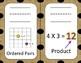 Editable Math Alphabet