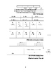 Editable Math Worksheet For Grades 1/2 with Answers