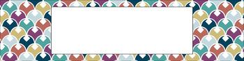 Editable Sterilite Drawer Labels - Multi-Color: Comfort
