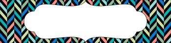 Editable Medium Sterilite Drawer Labels - Lazy Summer