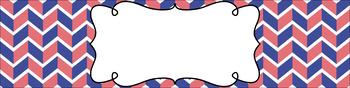 Editable Sterilite Drawer Labels - Dual-Color: Princess