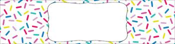 Editable Medium Sterilite Drawer Labels - Refresh