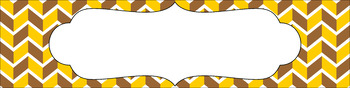 Editable Sterilite Drawer Labels - Dual-Color: Scarecrow