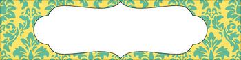 Editable Sterilite Drawer Labels - Dual-Color: Carefree