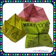 Editable Meet the Teacher Cootie Catcher Printable