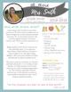 Editable Meet the Teacher Newsletter for Back to School