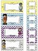Melonheadz Teacher Toolbox and Drawer Labels {Editable}
