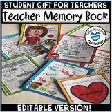 Teacher Retirement From Students Teacher Retirement Printable Gifts