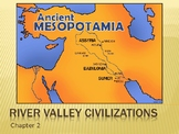 Editable Mesopotamia PowerPoint Presentation for Middle School