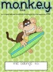 Editable Monkey Binder Yearlong Communication Kit for Back to School