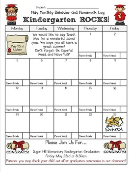 Editable Monthly Behavior Charts for 2013 - 2014 (Microsoft Publisher format)