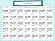 Editable Monthly Calendars (Chevron)