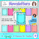 Editable Monthly Newsletters FREE!