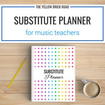 Editable Music Substitute Binder