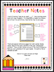 Editable My Writing Word Book - Dolch Pre-primer & Primer (Student Dictionary)