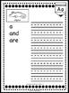 Editable My Writing Word Book - Kindergarten Treasures (St
