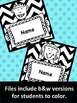 Editable Name Badges/Labels