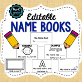 Editable Name Book