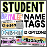 Name Tags [7 OPTIONS]