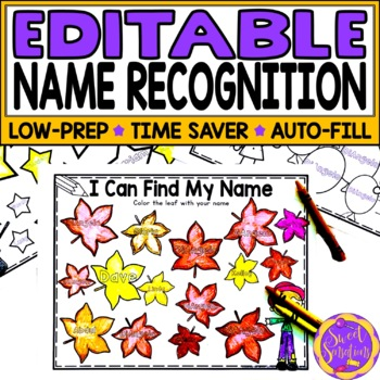 Name Recognition - Editable