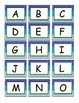 "Editable Name Tags, Word Wall, & Classroom Signs, ""Blue"""