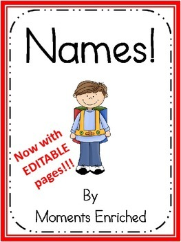 Editable Name Unit