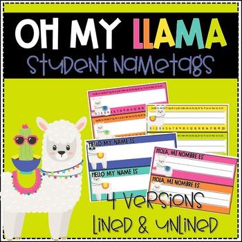 Editable Nametags (Llama)