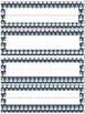 Editable Nautical Name Tags or Name Plates