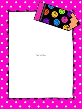 Teacher Binder & Notebook Covers *Editable*  {Neon Pink Theme}