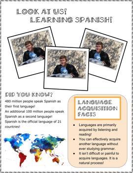 Editable Newsletter Google Slides Powerpoint Template (Spanish, French, German)