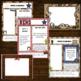 Editable Newsletter Templates ~ Cowboy/Western Theme