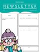 Editable Newsletter Templates {Set 1}