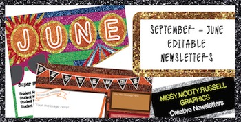 Editable Newsletters!