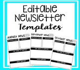 Editable Newsletters