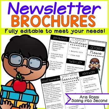 Newsletter Templates (Editable)