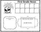 Editable Newsletters (two weeks)